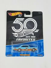 2018 Hot Wheels 50th Anniversary Favorites 65 Ford Galaxie car