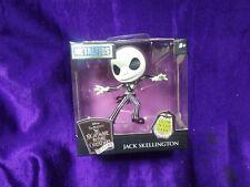 Metalfigs The Night Before Christmas Jack Skellington Glow In The Dark Figure