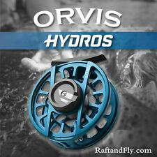 Orvis Hydros II Blue 3-5wt Fly Reel - (New 2020 Model)