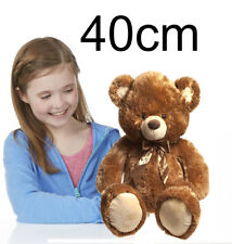 8c54807289a Large 40cm Brownley Teddy Bear Giant Teddy Bears Big Soft Plush Toys Kids  New