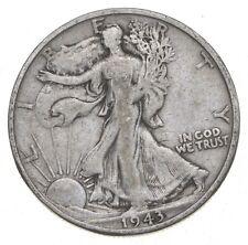 1943-S Walking Liberty 90% Silver US Half Dollar *250