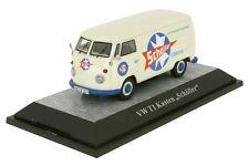 VW t1 recuadro-Schöller helados-año de construcción 1959 - 1:43 PC 13804