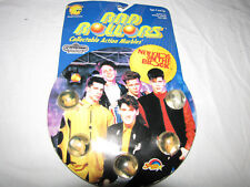 Vintage 1990 New Kids on the Block Rad Rollers Action Marbles Brand New Sealed