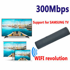 Adattatore Wireless USB Wifi Dongle Replacement Per Samsung TV Linkstick Nuovo
