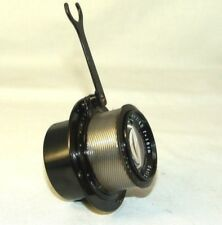 old rare Carl Zeiss Jena TESSAR 4,5/180mm.Lens,mount camera ERNEMANN,Germany