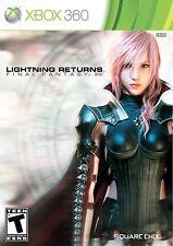 *NEW* Lightning Returns Final Fantasy XIII - XBOX 360