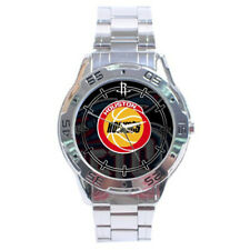Houston Rockets NBA Stainless Steel Analogue Men's Watch Gift