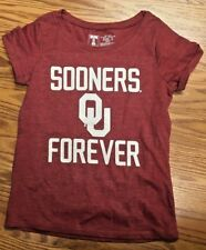 Oklahoma Sooners Outerstuff NCAA Girls Red Princess Cut Tank Sports Mem, Cards & Fan Shop