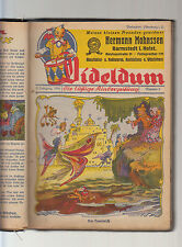 Dideldum Kinderzeitung 6.Jahrgang 1934 Nr. 1-24 komplett Original