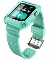 For Apple Watch Series 5 4 iWatch 5 4 Band Case SUPCASE Wristwatch Band Strap US