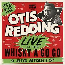 ReddingOtis / Live At The Whisky A Go Go