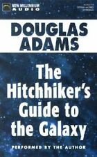 The Hitch Hiker's Guide to the Galaxy -- A Trilogy (2004 Cassette, Unabridged)