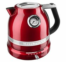 Kitchenaid KEK1522 Pro Line Series Electric Kettle Candy Apple Red KEK1522CA NEW