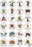 Eßbar Tortenaufleger Einschulung Muffin NEU Tortenbild dvd