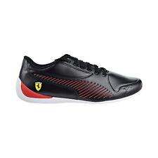 Puma Scuderia Ferrari Drift Cat 7S Ultra Mens Shoes Puma Black-Corsa 306424-01