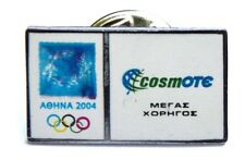 Pin Spilla Olimpiadi Athens 2004 - Cosmote Piccolo (Rare)