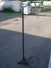 Stehlampe Messing Antik Steh Lampe