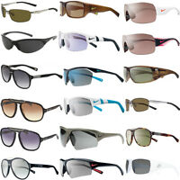 Nike Assorted Mens Womens Unisex Athletic Sports Fashion Sunglasses (NIKE Box 7)