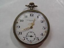 ancienne montre a gousset record watch co genève
