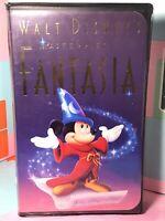 Walt Disney's Masterpiece Fantasia (VHS, 1991)