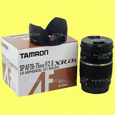 Tamron SP 28-75mm f/2.8 XR Di LD Aspherical(IF) Macro Lens A09E for Canon EOS EF