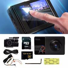 3.5inch Wide Touch LCD HD Screen Auto Save 2ch Black Box Camera Video Recorder