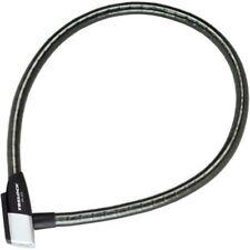 Trelock Bloqueo de cable blindado PK 215 75cm largo, 15mm Diámetro, Negro