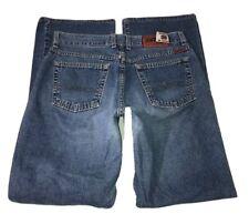Lucky Brand 136 Peanut Pant Lower Rise Flare Vintage Denim Jeans Sz 8/29 (29/32)