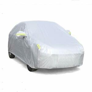 UNIVERSAL CAR COVER IN 6 SIZES