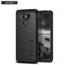 Original Spigen Protective Case for LG G6 LCD Tough Armor Cover Vase Black