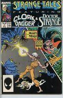 Strange Tales 1987 series # 2 very fine comic book