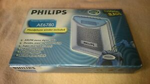 Mini Pocket Radio Philips AE 6780 New in Box
