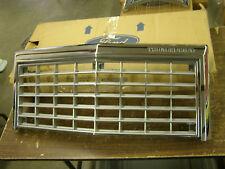 NOS OEM Ford 1980 1981 Thunderbird Chrome Grille T-Bird