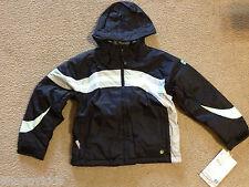 NEW NWT  ~ Burton ~ Girls Rodeo Jacket - True Black - Small S 7 8