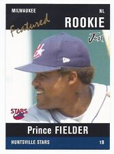 "PRINCE FIELDER ""41 CARD LOT"" 2004 BLACK EDITION ROOKIE CARD #10! CLOSEOUT SALE!"