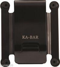 KA-BAR #1480CLIP TDI LAW ENFORCEMENT STAINLESS STEEL SHEATH & BELT CLIP