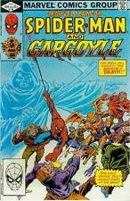 MARVEL TEAM-UP # 119 (Spiderman & Gargoyle) (États-Unis, 1982)