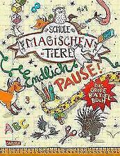 Die Schule der magischen Tiere: Endlich Pause! Das große Rätselbuch, UNGELESEN