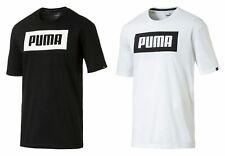 Puma Men's Essential Rebel Basic Tea/T-Shirt 850554 Drycell