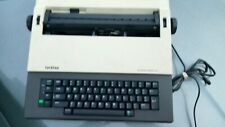 Brother Student-Riter XL 1 Model CE 25 Electronic Typewriter with Case