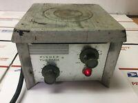 "Fisher Scientific 11-493 Laboratory Magnetic Stirrer w/heat 7"" x 7"""