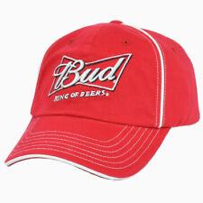 Nascar #9 Kasey Kahne Bud King Of Beers Garment Wash Adjustable  Hat Cap
