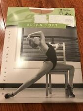 Capezio Ultra Soft Hip Rider Tights #1821 Light Sand, Size Women's L/xl