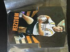 2009 Select NRL Classic Holofoil Jersey Die cut teamset Wests Tigers (6)