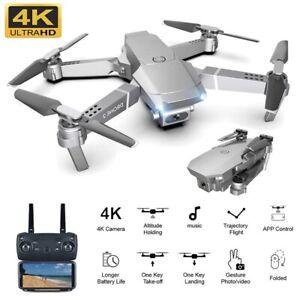 2021 NEW Drone E68 Pro 4K 1080P HD Camera WiFi Quadcopter Professional Drone Toy