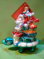 Christopher Radko Florida Deliveries Glass Ornament