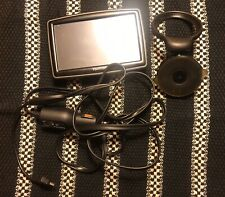 """TomTom XXL N14644 GPS 4.3"""" Touchscreen Display w/ Car Charger Bundle"""