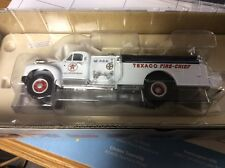 Corgi 52307 Mack B Series Pumper - Texaco Fire Chief Limtied Edition
