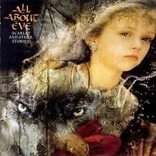 Scarlet & Other Stories Cd By All About Eve New Sealed