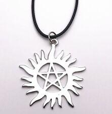 Supernatural pendentif metal Tatouage de Dean et Sam Supernatural tattoo pendant